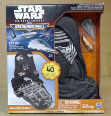NEW Hasbro Disney Star Wars Vehicle Carry Case Gold Series