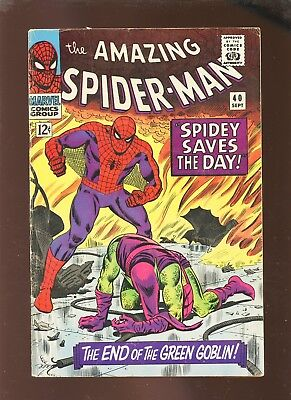 Amazing Spider-Man 40 VG+ 4.5 * 1 Book Lot * Green Goblin Origin!!!