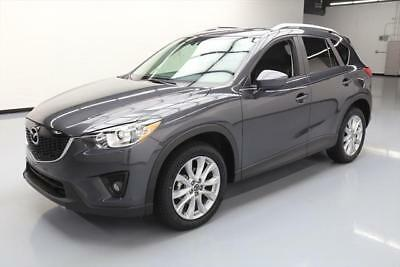 2014 Mazda CX-5 Grand Touring Sport Utility 4-Door 2014 MAZDA CX-5 GRAND TOURING SUNROOF REAR CAM 34K MI #423601 Texas Direct Auto