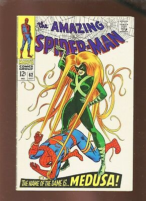 Amazing Spider-Man 62 VF+ 4.5 * 1 Book Lot *