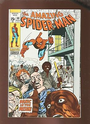 Amazing Spider-Man 99 VF+ 8.5 * 1 Book Lot *