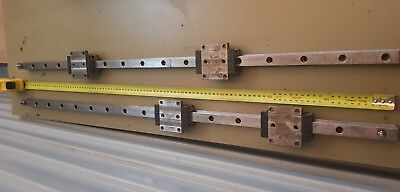 Linear slides heavy duty CNC project
