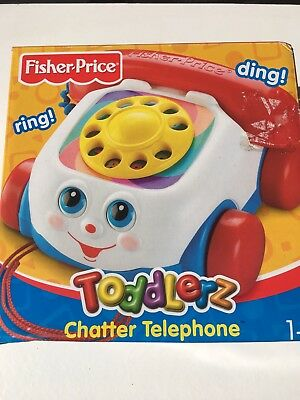 Fisher price 2003 Chatter Phone - Toddlerz