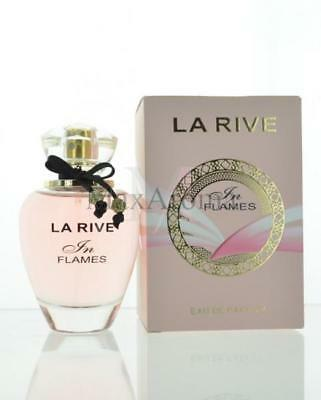 La Rive In Flames Perfume For Women Eau De Parfum 3 Oz 90 Ml Spray