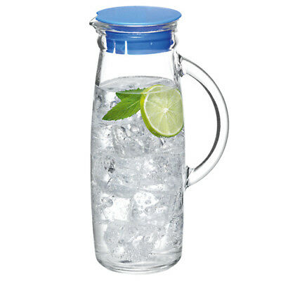 Glasslock Glass Water Jug With Lid 1000ml