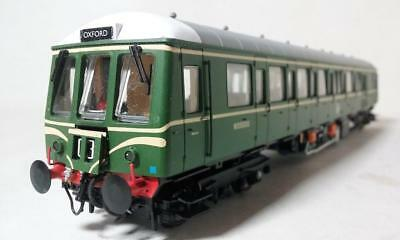 CLASS 122 BUBBLE CAR #W55000 BR 21/DCC READY by DAPOL #4D-015-002 SCALE 1:76/OO