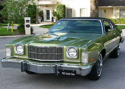 1974 Ford Torino  MINT CONDITION - RARE MODEL  -1974 Ford Torino Elite  - 66K ORIG MI
