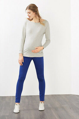 NEW Esprit  Active melange sweatshirt PALE GREY MELANGE