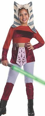 Rubies Costume Star Wars Clone Wars Child's Ahsoka Costume, Large