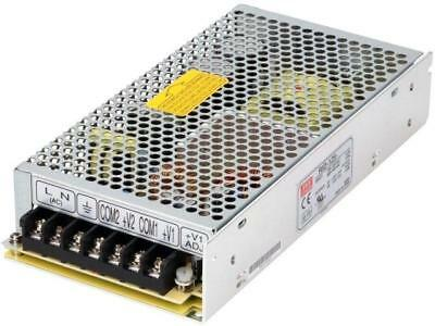 RID-125-1224 Pwr sup.unit switched-mode modular 133.2W 12VDC 24VDC MEANWELL