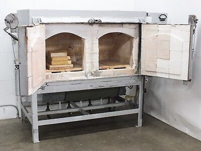 Alpine GL-16 Gas Lehr Kiln 16CF 900F Operating Up to 1500F Max for Glass