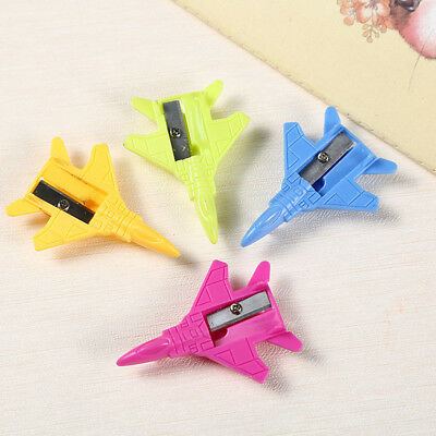 3 pcs Candy Color Pencil Sharpener Office School Supply Stationery Student Gift