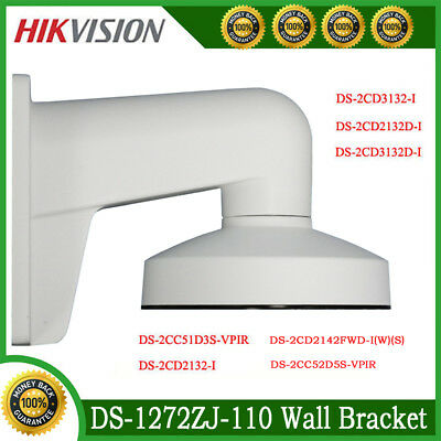 Hikvision DS-1272ZJ-110 Wall Mount Mounting Outdoor Bracket for IP Dome Camera