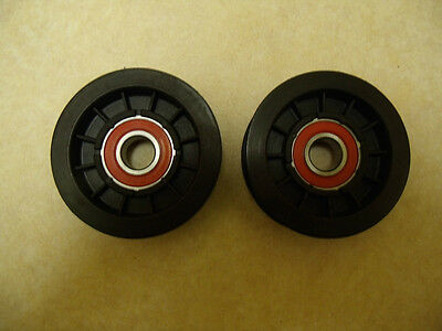 countax  / westwoo jockey tension pulleys x two get your mower going for spring