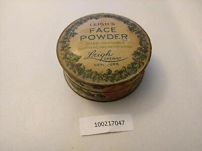 "100217047 Vintage Face Powder ""Leigh's Face Powder New York"""