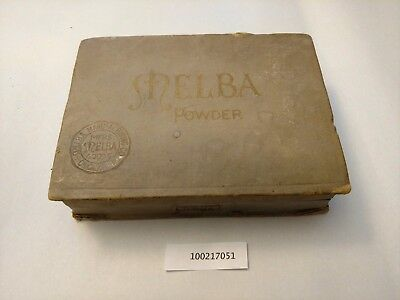 "100217051 Vintage Face Powder ""Melba Powder, Melba Manufacturing Co."""