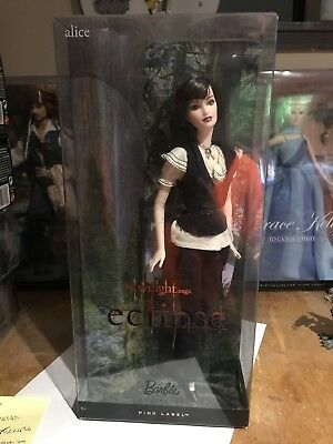 Alice From Twilight  Eclipse Doll