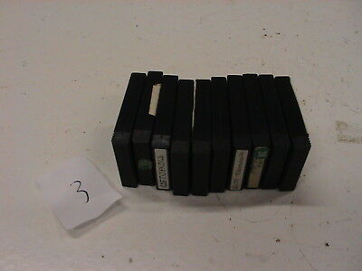 10x Microdrive Cartridges for QL or ZX Sinclair Spectrum, Lt3
