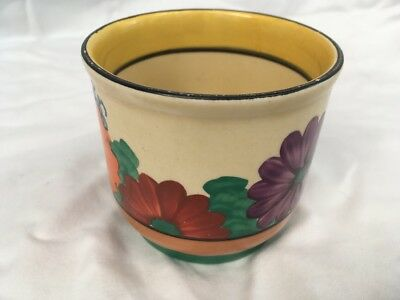 Clarice Cliff Gayday Hand Painted Bowl