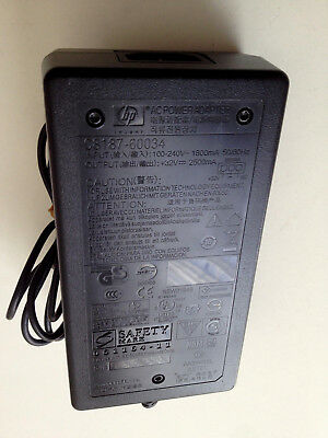 Genuine HP C8187-60034 32V 2500mA 80W AC Adapter Power Supply Very Good Condit.
