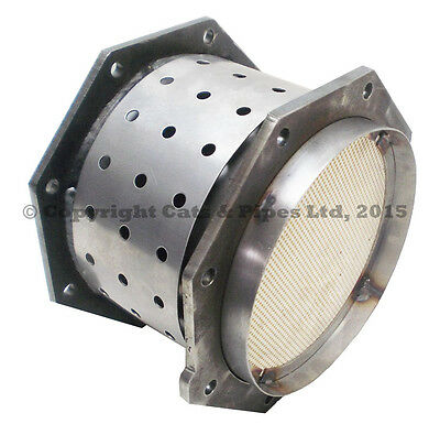 Isuzu N Series 3.0D 2008 - 2011 Diesel Particulate Filter New 004