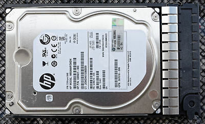 "Disques Durs HP 3To 3.5"" SAS 7200 Rpm"