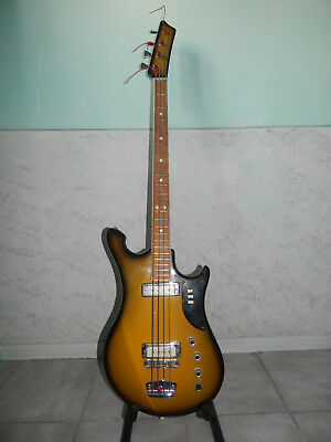 Bass Ural 510G Soviet- USSR, Russian vintage collectible