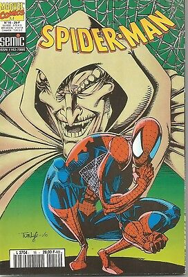 spiderman    marvel-comics-semic     N° 16