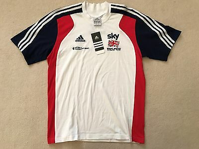 Team Gb Cycling Team Short Sleeve Shirt_Uk 38/40_Great Colours!_New With Tags!!