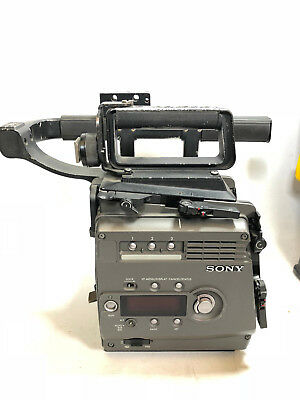 Sony F35 with SRW-1 recorder and interface. HD CAM