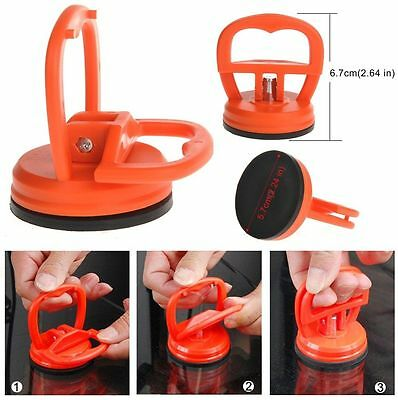 Removal Tool Dent Puller Bodywork Panel Remover Car SUV Suction Cup Pad  Orange