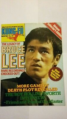 kung fu monthly no 38