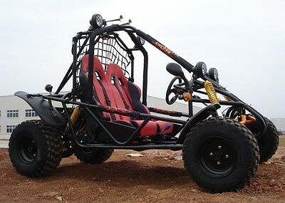 Synergy Bandit 200Cc Dune Buggy Go Cart Atv Quad Utv Farm Side X Side