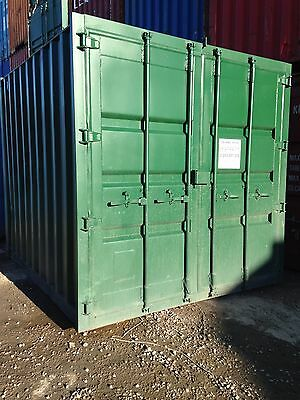 10ft Shipping Container FOR HIRE - Lancashire