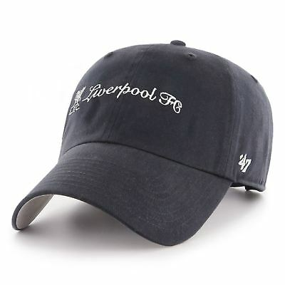 Liverpool FC LFC Ladies Navy '47 Cohasset Cap Official
