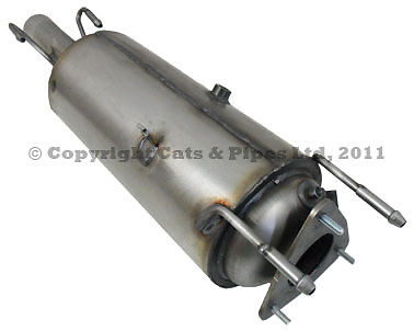 Fiat Ducato 2.3D   Diesel Particulate Filter New 156