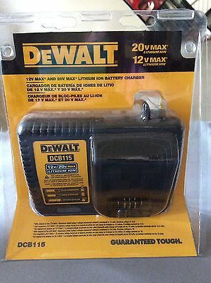 Dewalt Combo Dual Pack Batteries and Charger