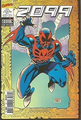 2099    marvel-comics-semic   N° 24