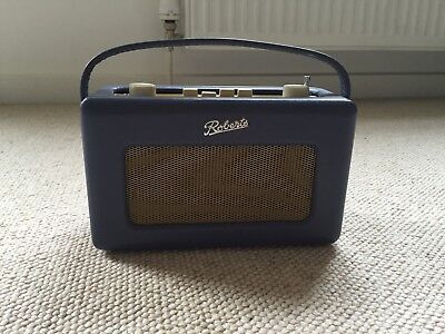 Roberts Revival Radio In French Blue