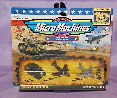 1996 MicroMachines Military War Series #20 The 1950s
