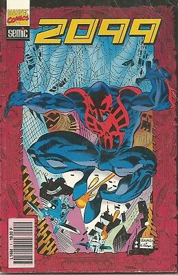 2099    marvel-comics-semic   N° 1