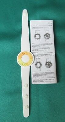 Sun Bracelet by Avon - warns of exposure to ultra-violet rays from the Sun