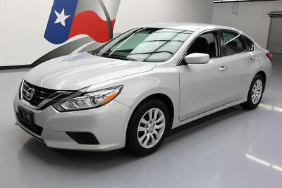 2016 Nissan Altima  2016 NISSAN ALTIMA 2.5 S SEDAN CRUISE CTRL REAR CAM 38K #312893 Texas Direct