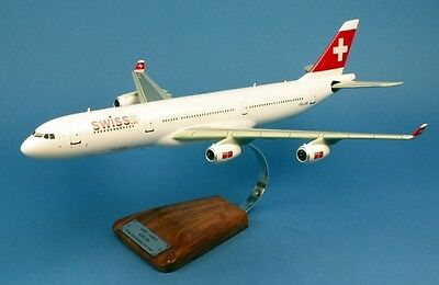 Airbus A340-300 Swiss