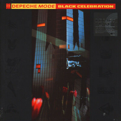 Depeche Mode - Black Celebration - 180gram Vinyl LP (Gatefold) *NEW & SEALED*