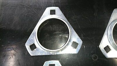 Go Kart Karting Bearing Carrier 25mm / 30mm x 62mm Triangle Type