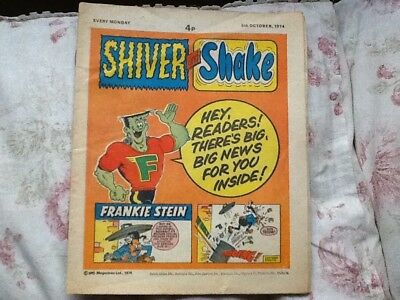 Shiver and shake number 79 goodcondition