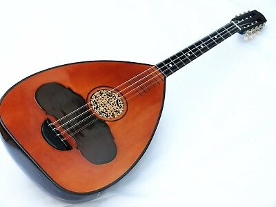 Greek  Wenge Louta Lavta String Instrument New !!!!!!!!!!!!!!!!!!!!