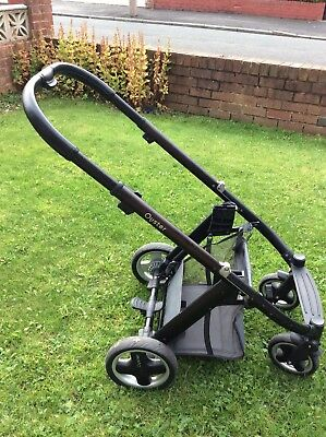 Babystyle Oyster 1 Frame/Chassis In Black