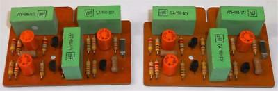 Pair of Original Quad 33 Amp Boards - Type 12017.4